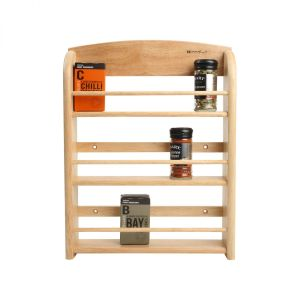 Scimitar 18 Jar Wall Spice Rack (Includes Fixings) image