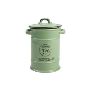 Pride Of Place Tea Jar Old Green image