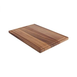 Rectangular Serving Board With Groove image