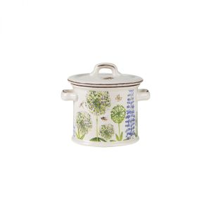 Cottage Garden Bee Small Store Jar image