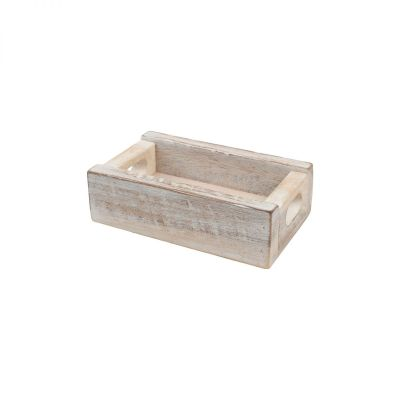 Nordic Mini Crate White image
