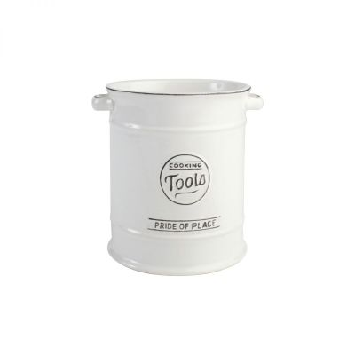 Pride Of Place Large Cooking Tools Jar White image