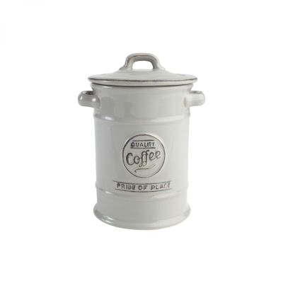 Pride Of Place Coffee Jar Cool Grey image