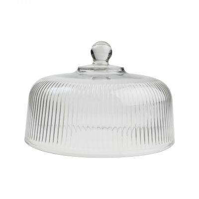 Large Ribbed Glass Dome (Fits Board 10955) image