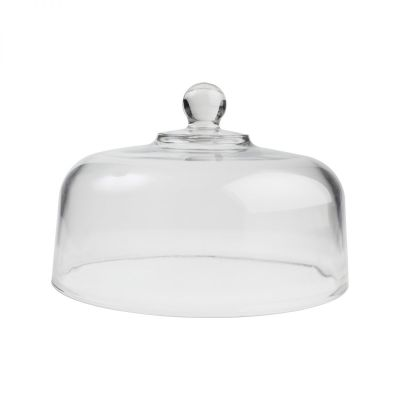 Large Plain Glass Dome  (Fits Board 10955) image