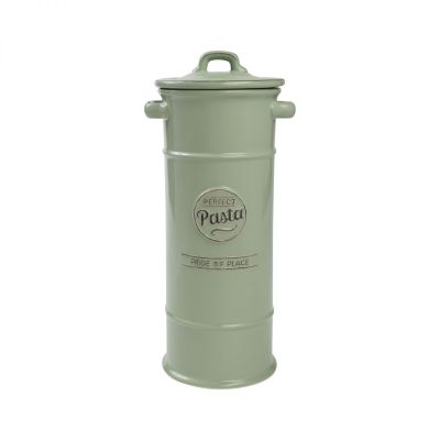 Pride Of Place Pasta Jar Old Green image