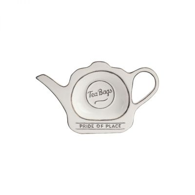 Pride Of Place Tea Bag White image