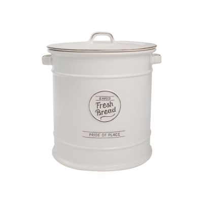 Pride Of Place Bread Crock White image