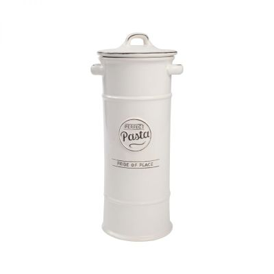 Pride Of Place Pasta Jar White image