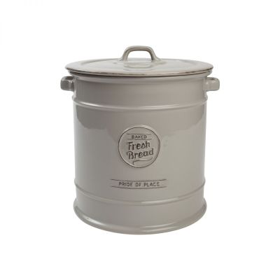 Pride Of Place Bread Crock Cool Grey image