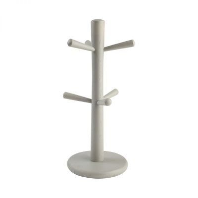 6 Peg Mug Tree Grey image