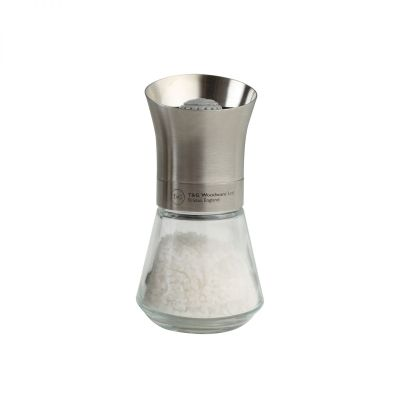 Tip Top Salt Mill Stainless Steel image