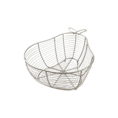 Tutti Frutti Pear Basket Satin Grey image