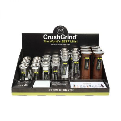 CrushGrind® Counter Display Stand image