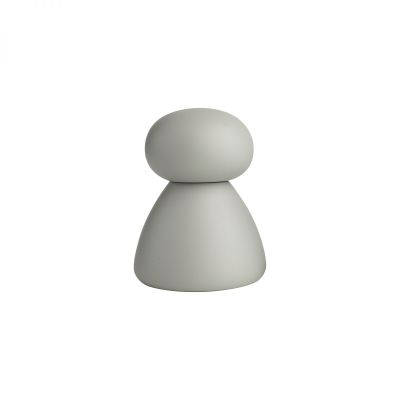 Halo Pepper Mill Grey image