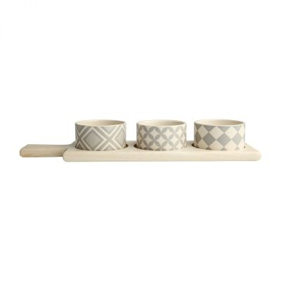 City Dip Dish Set (Gift Boxed) image