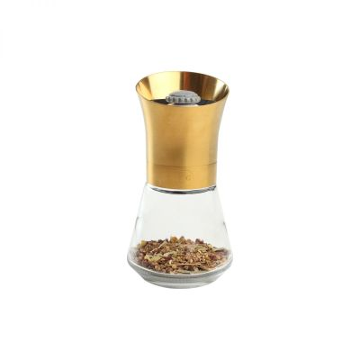 Spice Mill Deco Gold (Spice Not Included) image