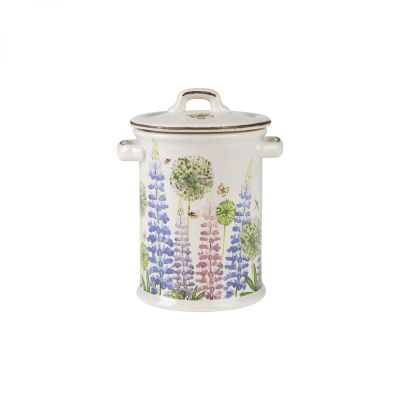 Cottage Garden Butterfly Store Jar image