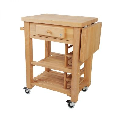 Butchers Trolley - Assembled image