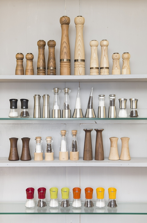 image of T&G Salt, Pepper & Spice Mills