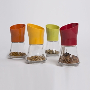 image of T&G's CrushGrind® Salt, Pepper & Spice Mills