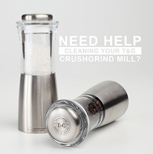 image of T&G CrushGrind® Salt & Pepper Mills