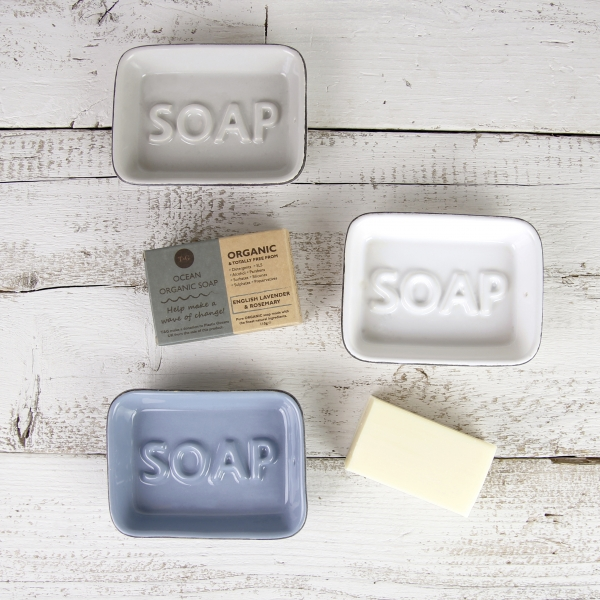 image of T&G Soap Dishes