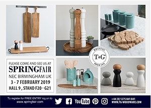 image of Come and see T&G at Spring Fair
