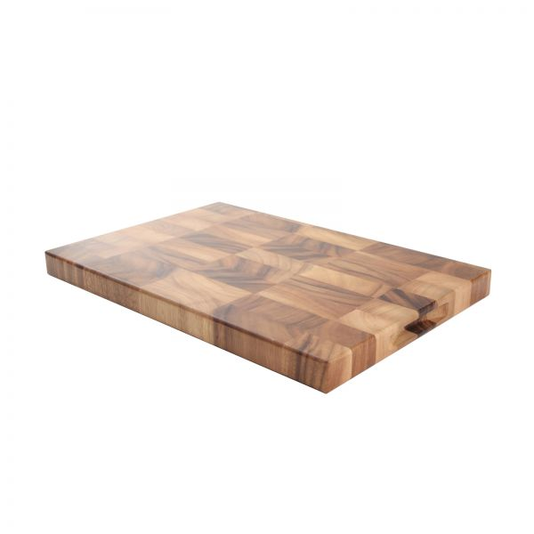 Tuscany Dual Purpose Rectangular End Grain Board