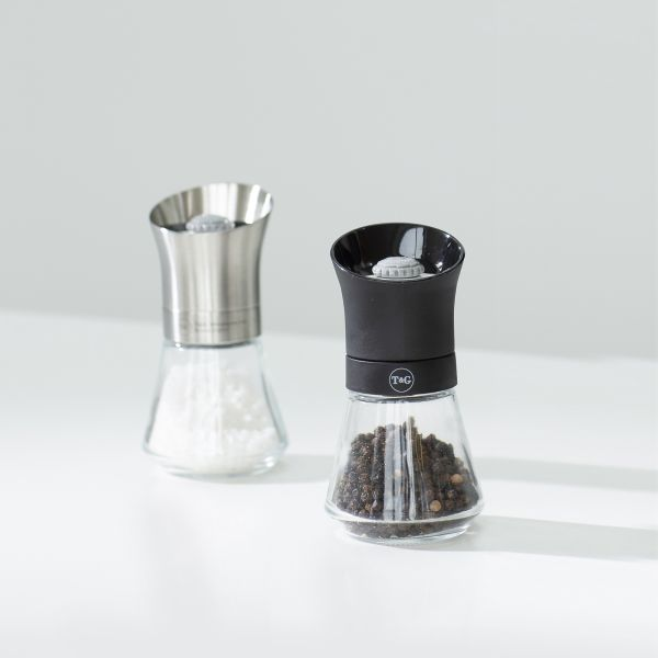 Tip Top Salt Mill Black