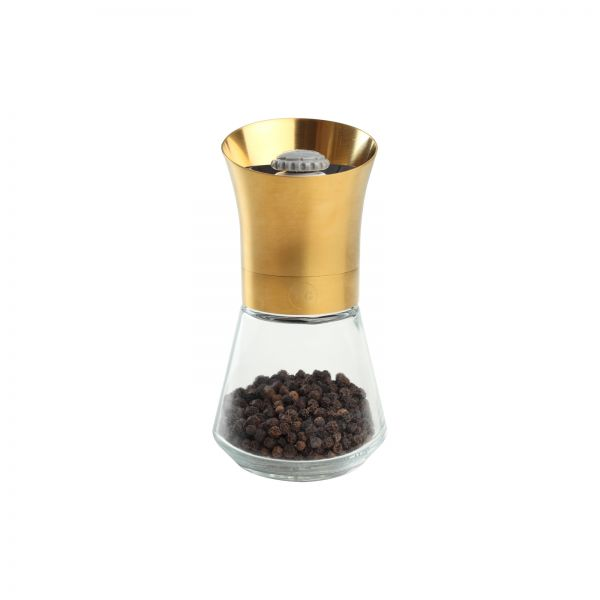 Tip Top Deco Gold Pepper Mill