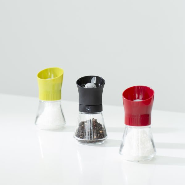Sola Pepper Mill Red