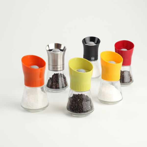 Sola Pepper Mill Yellow