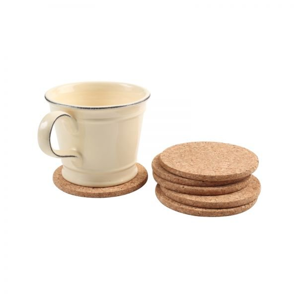 Set Of 6 Round Coasters