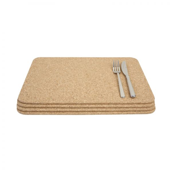 Set Of 4 Rectangular Table Mats