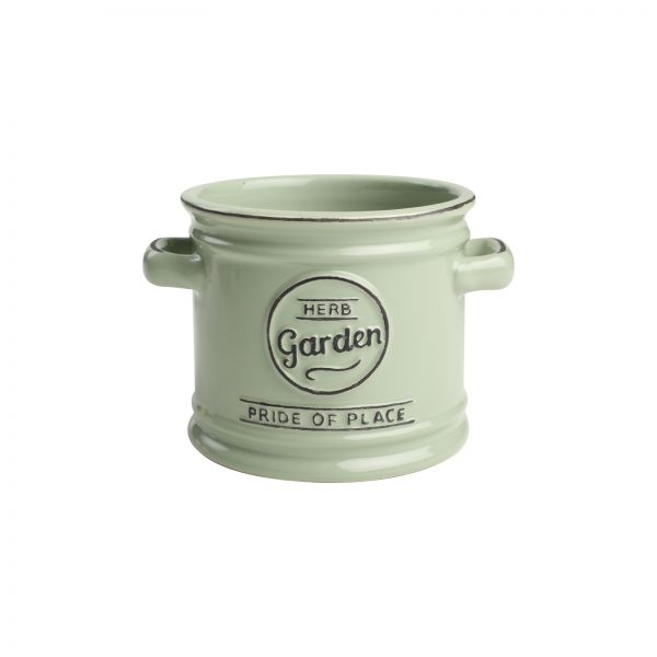 Pride Of Place Plant Pot Old Green