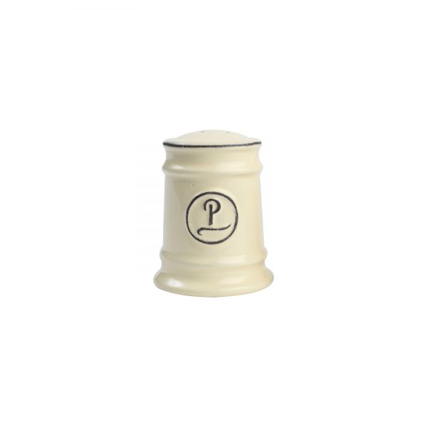 Pride Of Place Pepper Shaker Old Cream