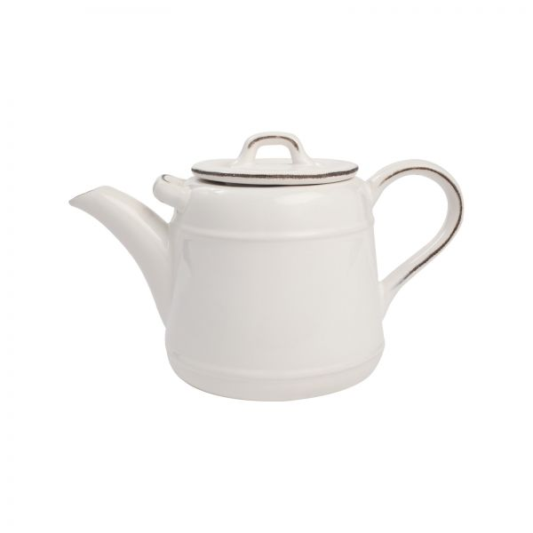 Pride Of Place Teapot White