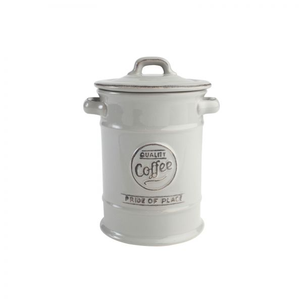 Pride Of Place Coffee Jar Cool Grey
