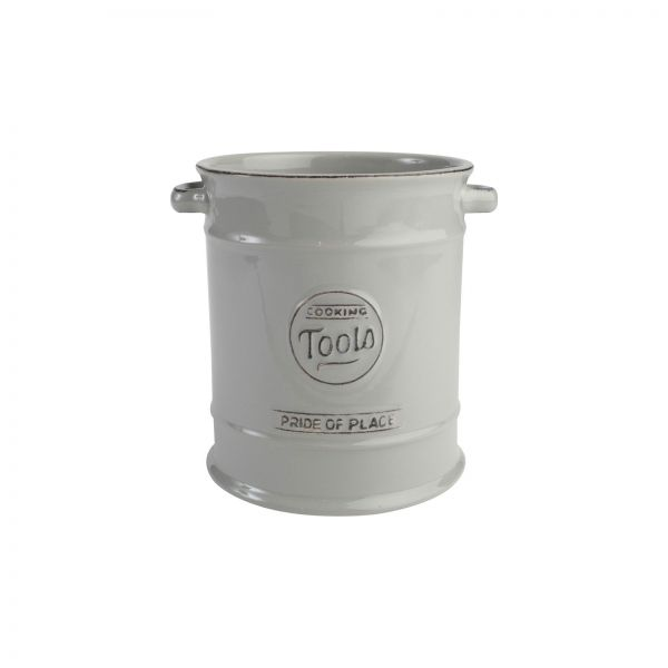 Pride Of Place Large Cooking Tools Jar Cool Grey