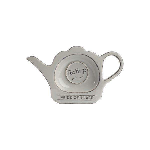 Pride Of Place Tea Bag Cool Grey