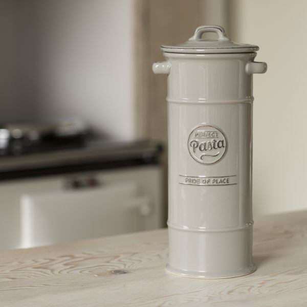 Pride Of Place Pasta Jar Cool Grey