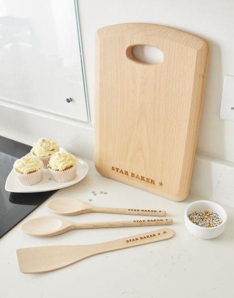 Medium Cooks Board - Star Baker