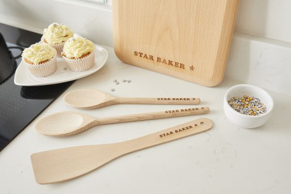 Spoon 300mm - Star Baker
