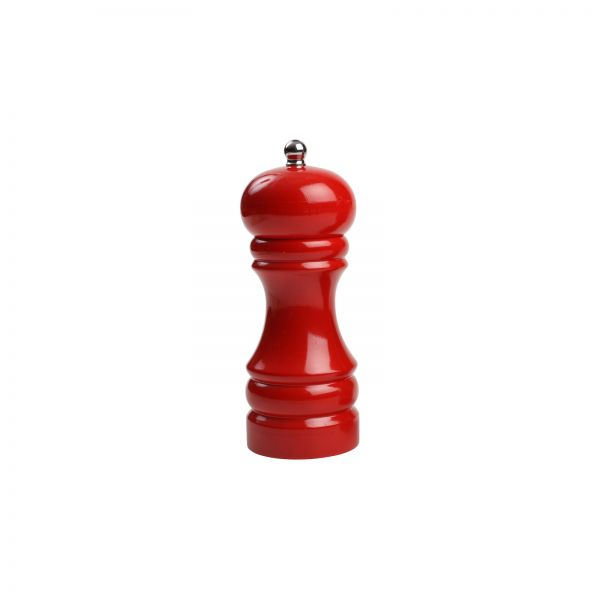 Capstan Pepper Mill Red image