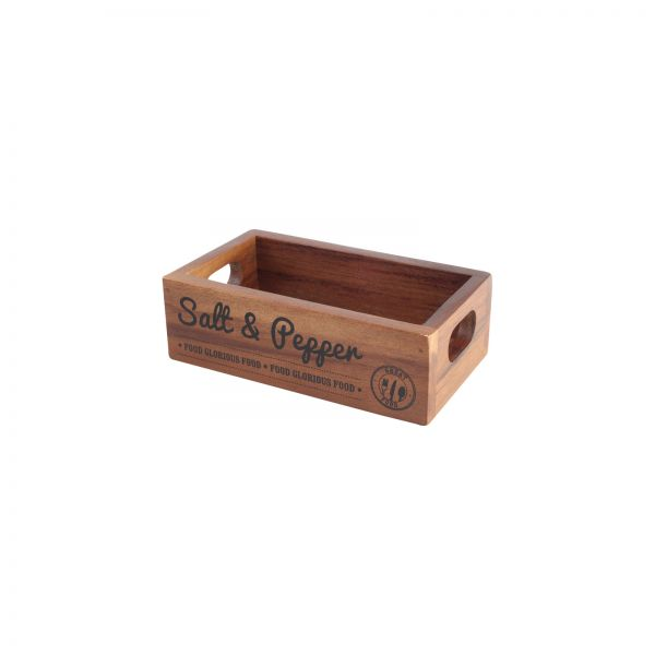 Food Glorious Food Salt & Pepper Crate image