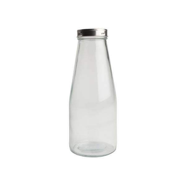 Medium Glass Bottle image