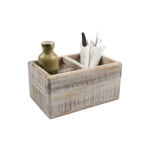 Nordic Table Trug White image