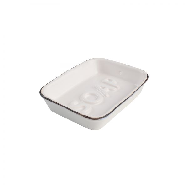 Ocean Soap Dish White image