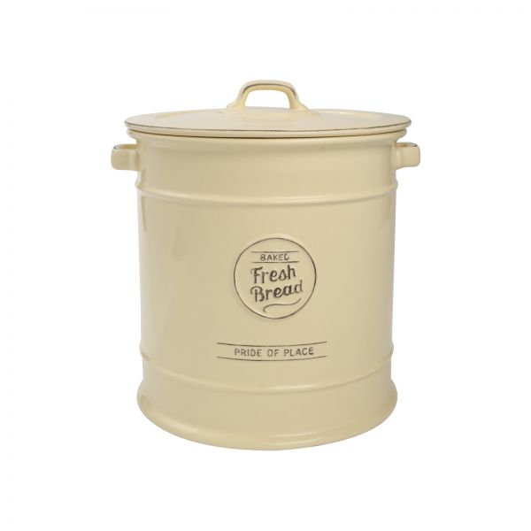 Pride Of Place Bread Crock Old Cream image